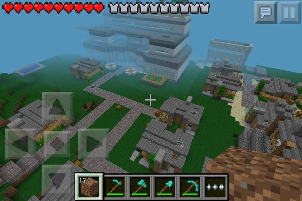 how to buy a minecraft server pe