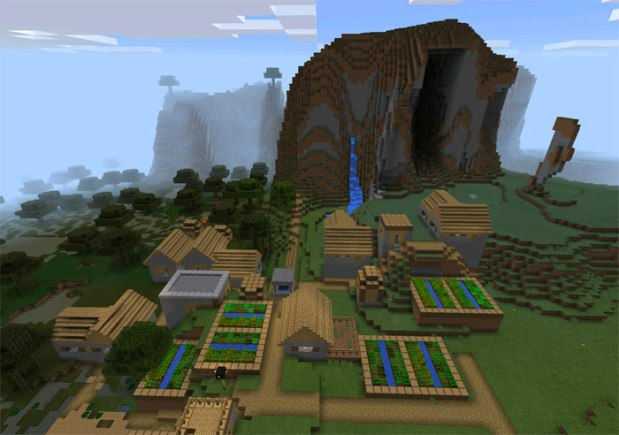 Do you know mcpe best seeds for survival? | Minecraft PE Seeds